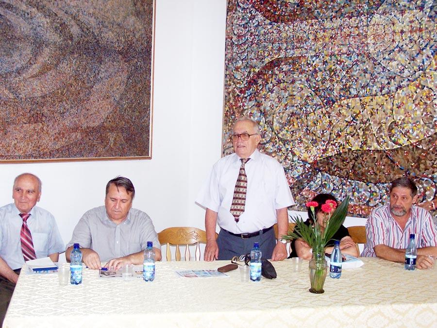 """Lansarea romanului """"Maia"""" s-a produs în cadrul unui spectacol tematic organizat de Muzeul Judeţean"""