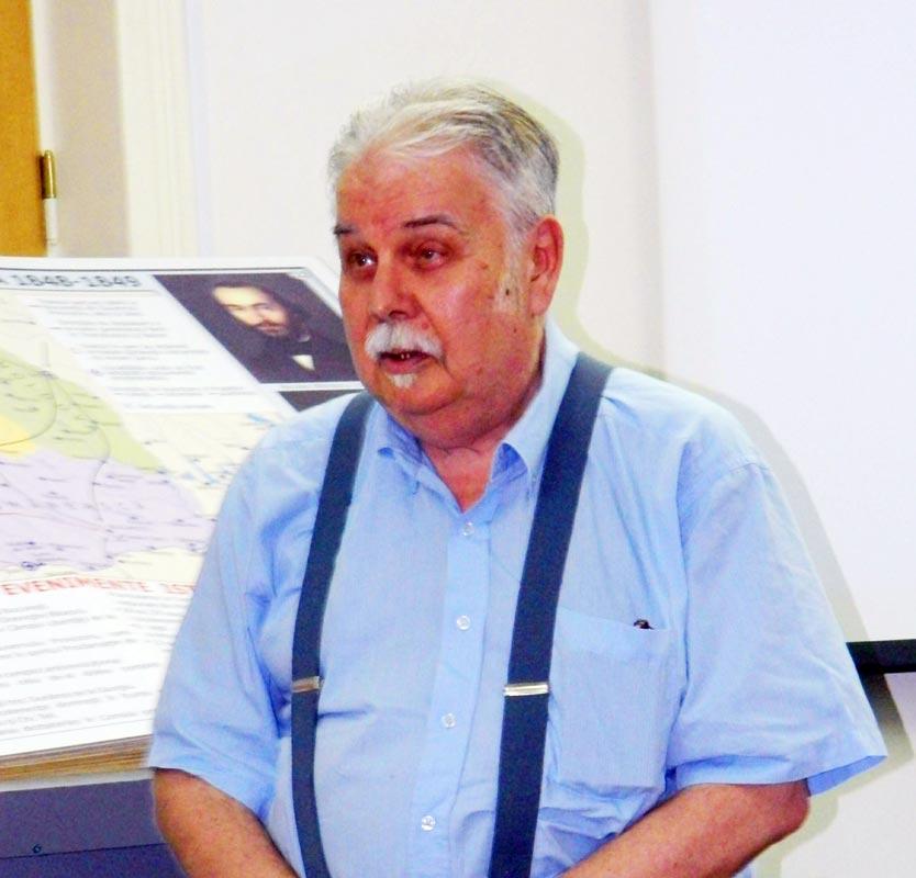 """Chiar dacă la o vârstă înaintată, profesorul Bogdan Teodorescu """"păstoreşte"""" din punct de vedere organizatoric S.Ş.I.R."""