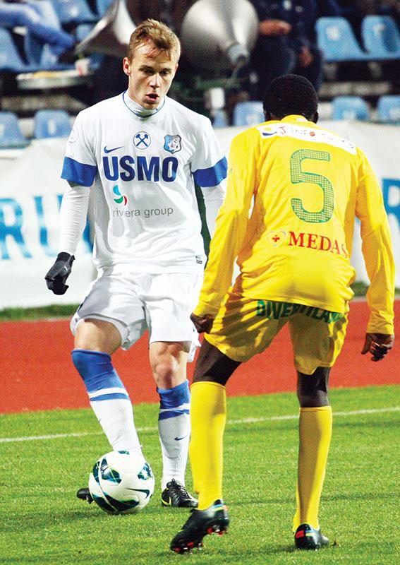 Tânărul Alexandru Maxim are acum şansa să se maturizeze ca fotbalist în Germania