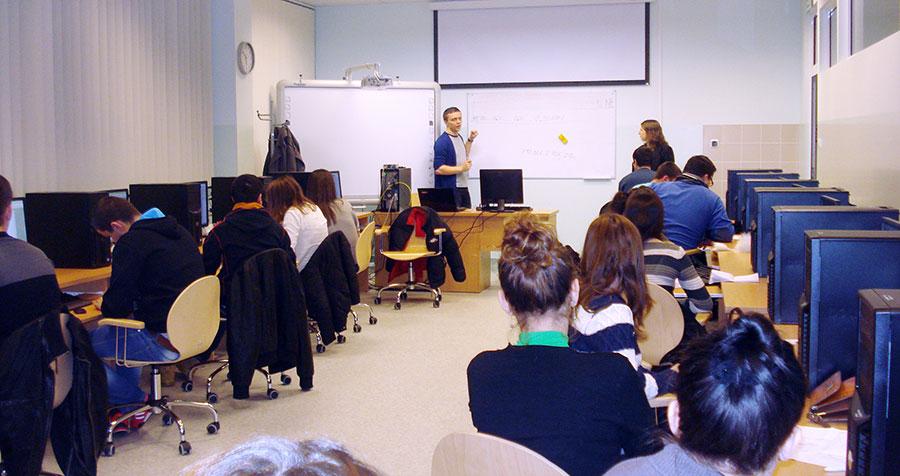 Elevii din Peștișani se perfecționează în Polonia