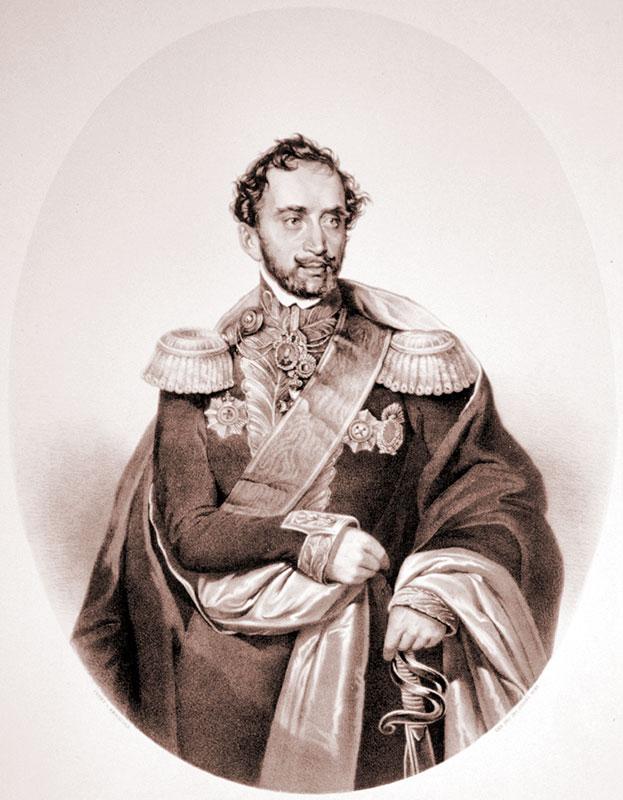 Domnitorul Alexandru Ghica a fost primul ales în Muntenia în baza Regulamentelor Organice