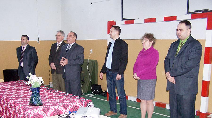 Manifestările vor fi onorate și de prezența reprezentanților MEN, ISJ, UCB dar și ai Primăriei Bălești