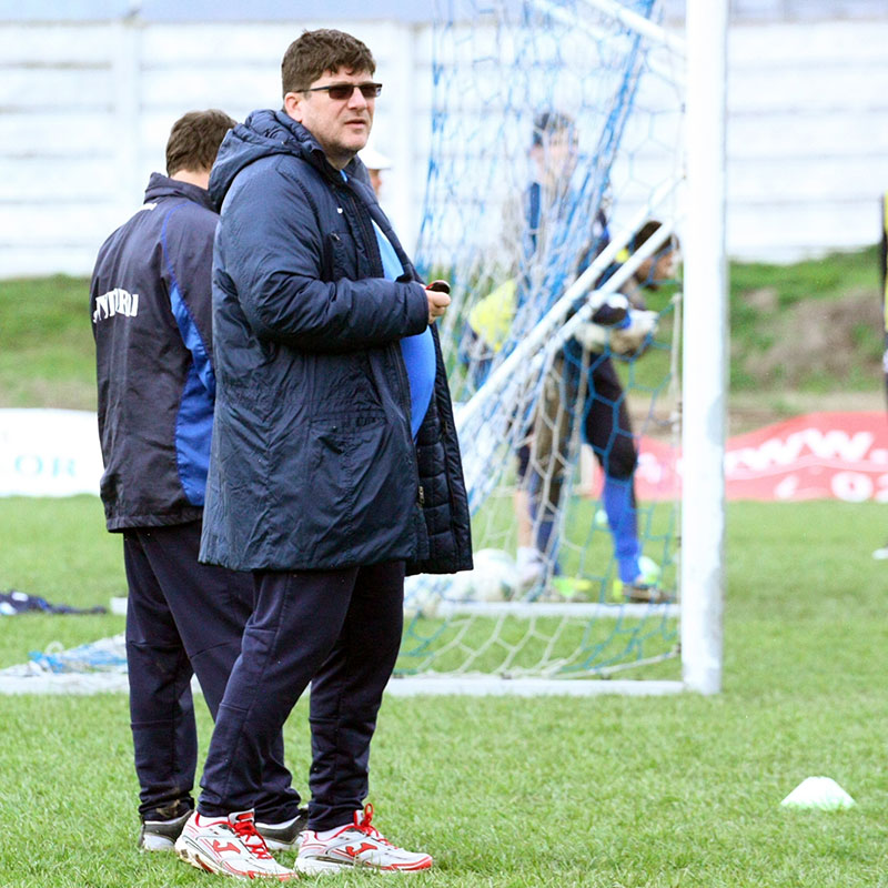 Cristi Pustai crede în continuare în realizarea obiectivului impus în acest sezon, un loc de cupe europene.
