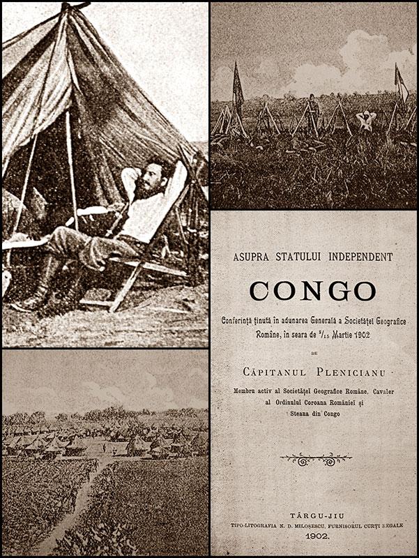 La întoarcere din călătoria în Congo, a publicat notele sale de călătorie