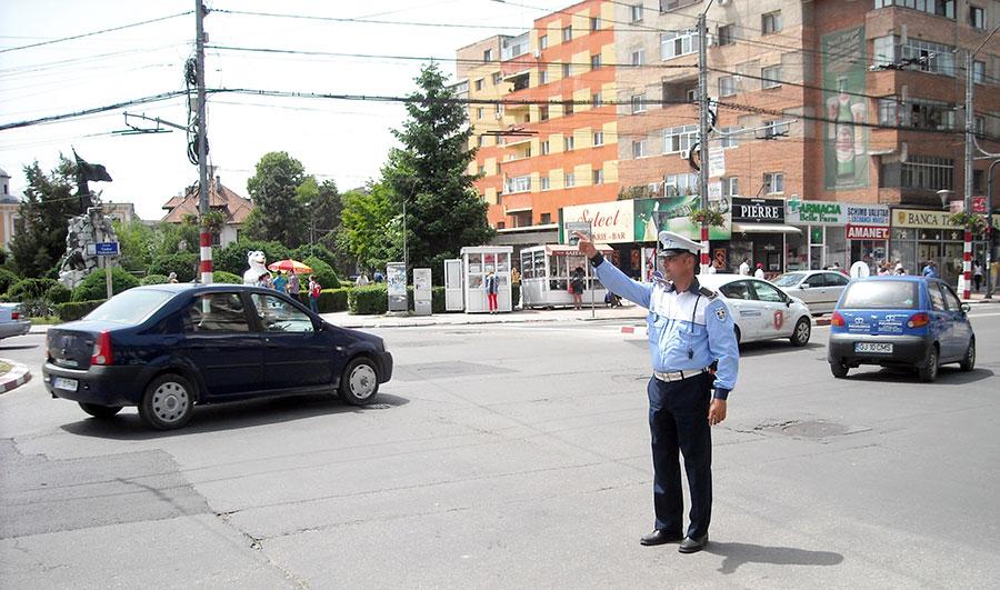 Agenții Poliției Locale Târgu Jiu, prezenți la datorie