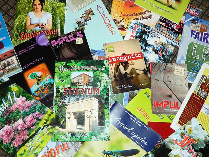Juriul a selecționat creațiile și revistele care vor reprezenta județul în faza națională