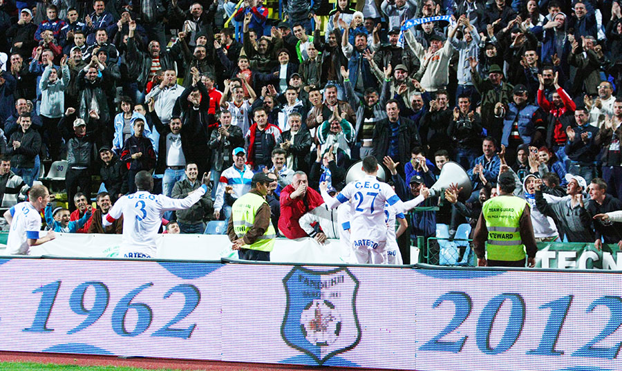 În cazul în care ar ajunge în preliminariile Champions League, Pandurii nu va putea sigur să evolueze la Târgu Jiu, cerinţele din această competiţie fiind mult mai mari decât cele din Europa League.