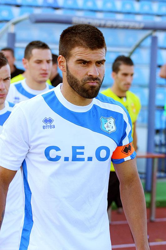 Până să devină căpitan al Pandurilor, Christou Paraskevas s-a antrenat 6 luni la Târgu Jiu fără a avea niciun fel de contract cu trupa lui Pustai.