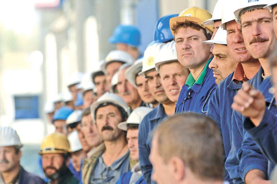 Muncitorii gorjeni sunt pregătiţi pentru piaţa muncii