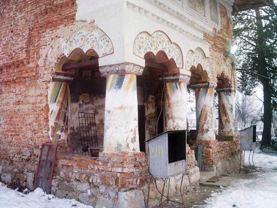 Biserica Strâmba Vulcan, risc major de degradare ireversibilă