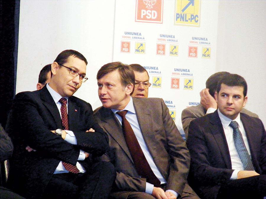 """La Târgu Jiu, pe 11 noiembrie 2011, s-a creat primul """"USL total"""""""