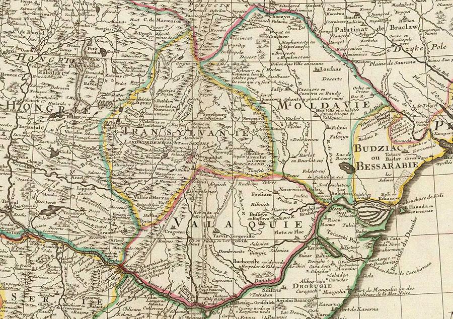 Documentele cartografice amintesc de aşezarările din actuala comună Scoarţa
