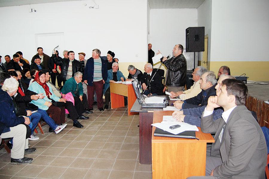 Consiliul de administrație al Asociație Obștea ARC organizează alegerile