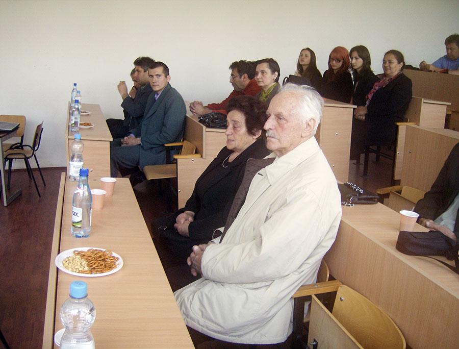 Inginerul Gheorghe Cuţuliga era implicat în tot ceea ce înseamnă viaţa culturală a Gorjului