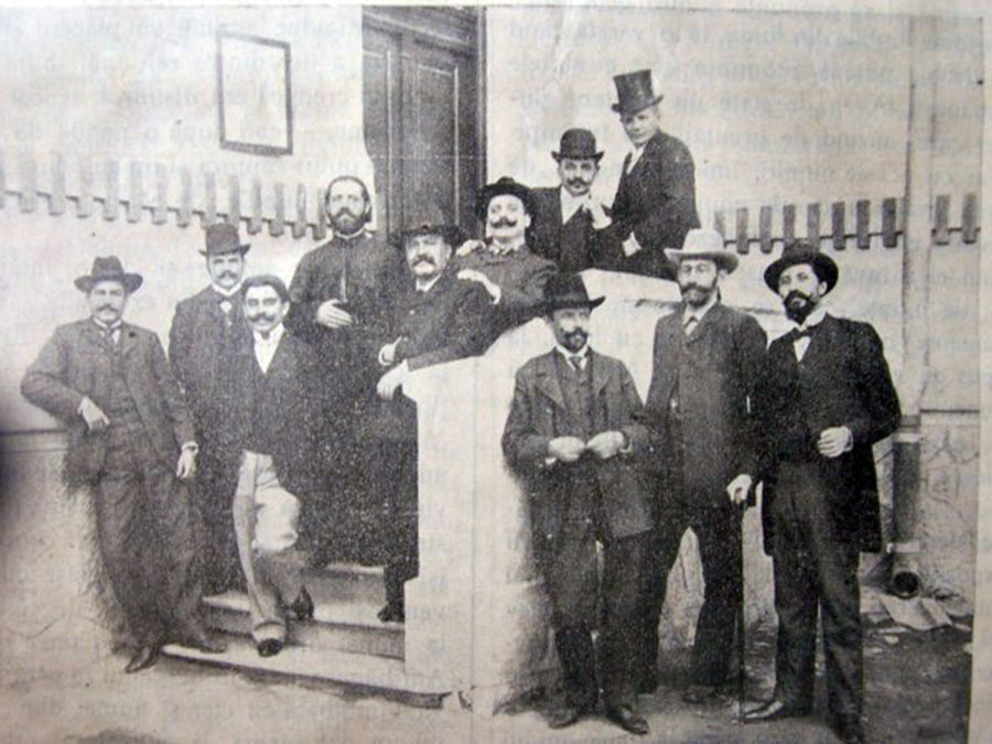 """Unii dintre profesorii de la Gimnaziul """"Tudor Vladimirescu""""s-au aflat pe front în Războiul de Reîntregire"""
