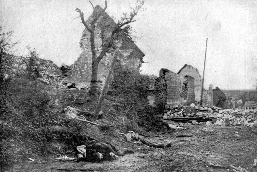 În urma Primului Război Mondial,pagubele au fost imense pe tot continentul