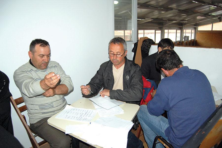 Aberant Comisia de numărătoare a votului a dovedit transparență totală la alegerile asociației, dar e contestată de un singur om