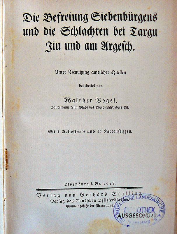 Coperta cărţii descoperite