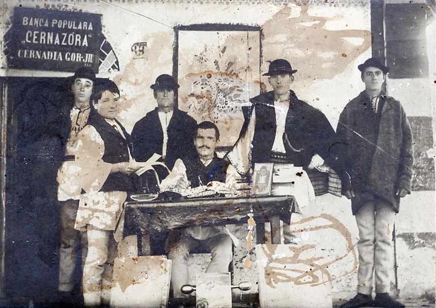 Banca populară Cuca din Bălești, a încercat să ajute foarte mulți din locuitorii comunei din vremea aceea.