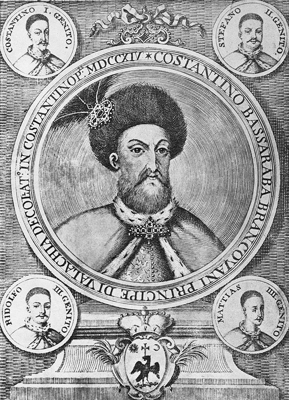 Constantin Brâncoveanu a dat dreptate unor nepoți ai lui Stoichiță Râioșanu în dauna altora