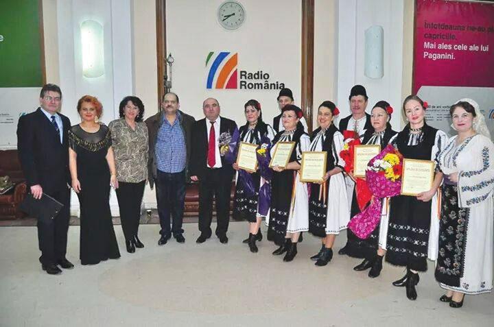 Ansamblul profesionist gorjean, invitat de Orchestra Radio România să concerteze împreună la București