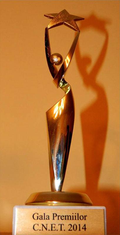 Elevii vor fi recompensaţi cu un trofeu care să le aducă aminte de aceşti ani de liceu