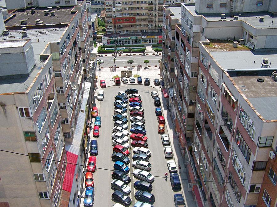 Regulament nou de parcare pentru târgujieni