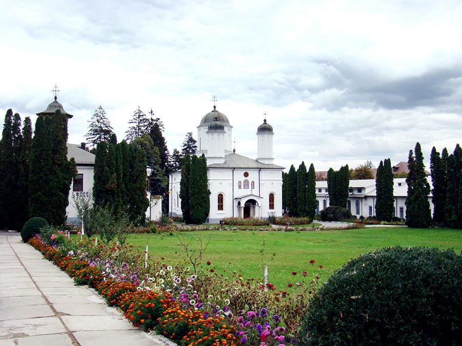 Episcopia Râmnicului își are reședința actuală în această clădire