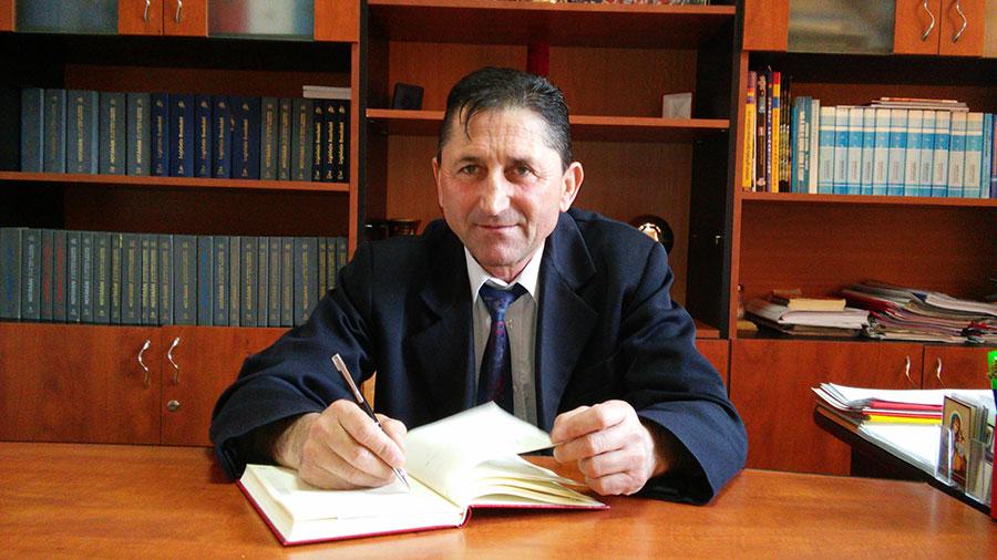 Primarul comunei Stănești, Vasile Pîrvulescu, și-a prezentat raportul de activitate pe anul 2014