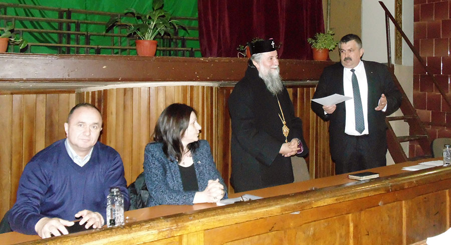 IPS Irineu la întâlnirea de la CNSH