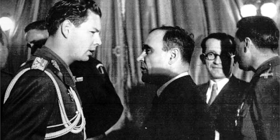 Gheorghe Gheorghiu Dej l-a silit pe regele Mihai să renunțe la tron în 1947