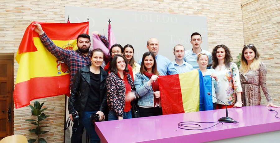 În Spania s-au întâlnit reprezentanți din 5 țări