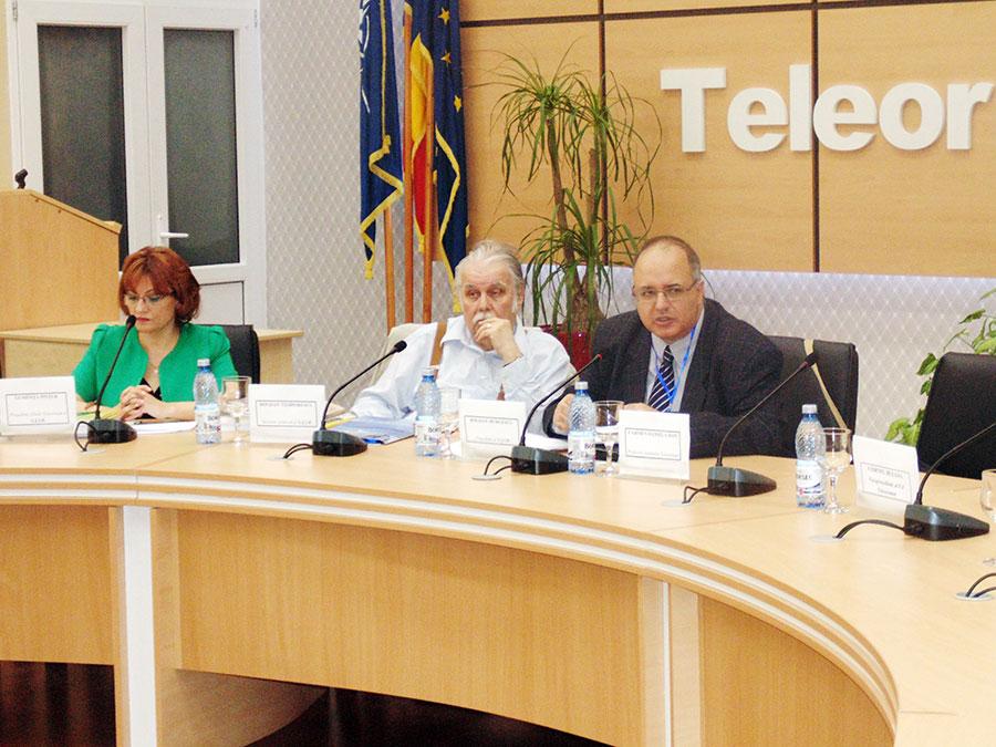 Reuniunea conducerii SSIR a fost organizată în municipiul Alexandria, județul Teleorman