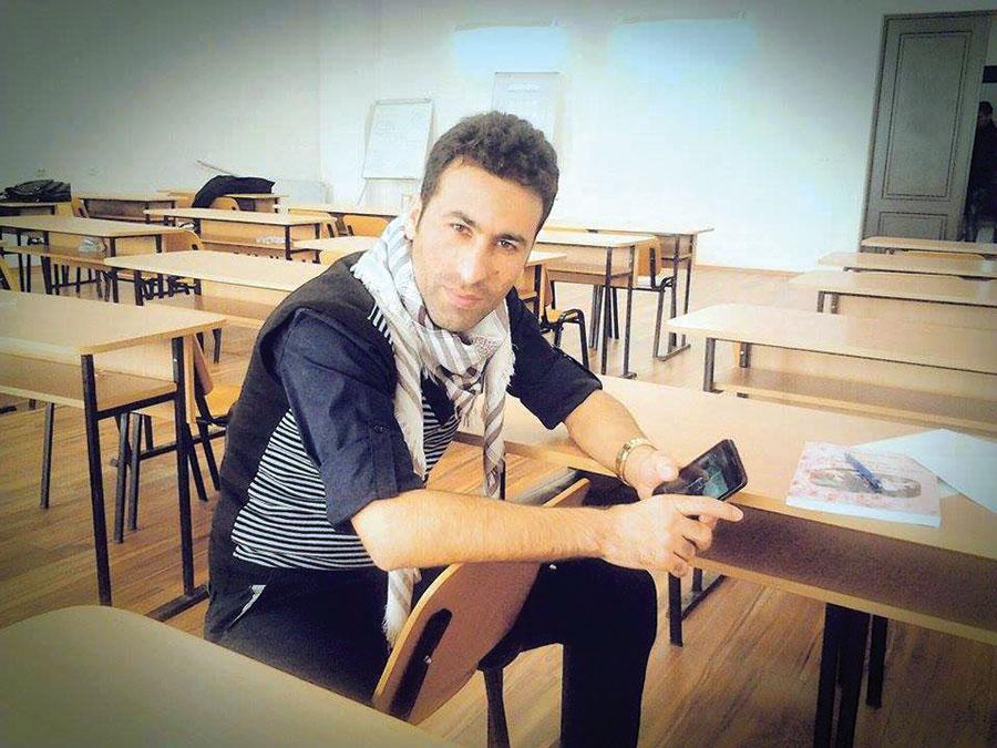 """Sheikh Idrees Ahmed a venit să studieze în România și a ales Universitatea """"Constantin Brâncuși"""""""