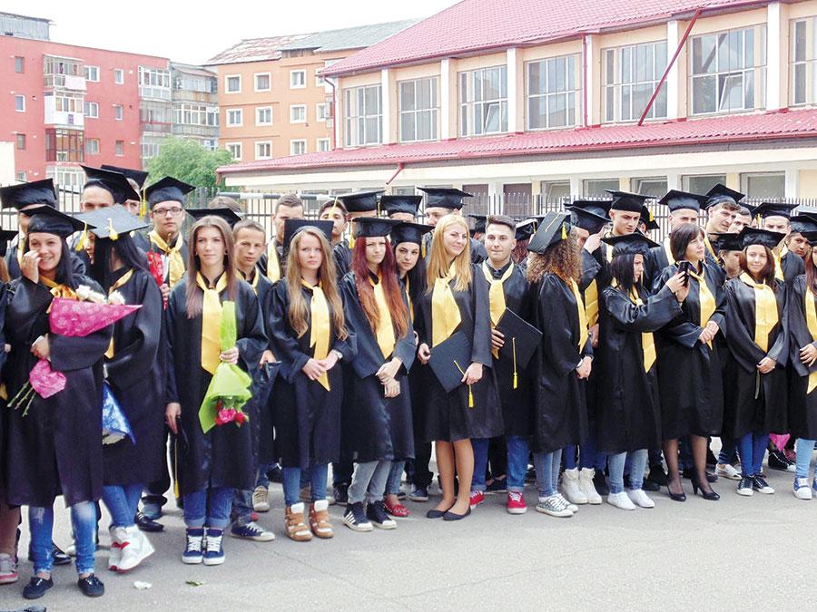 Absolvenții de liceu intră în febra examenului de Bacalaureat
