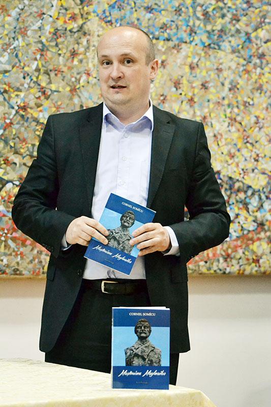Marius Buzera coordonează la CTGGM mai multe echipe implicate în proiecte cu finanțare europeană