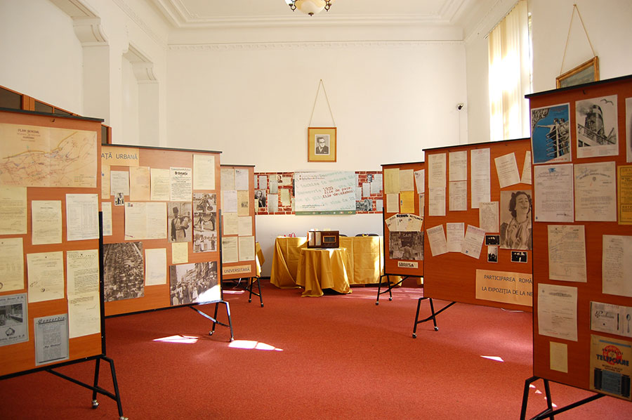 Arhiviștii se implică în punerea în valoare a patrimoniului arhivistic gorjean