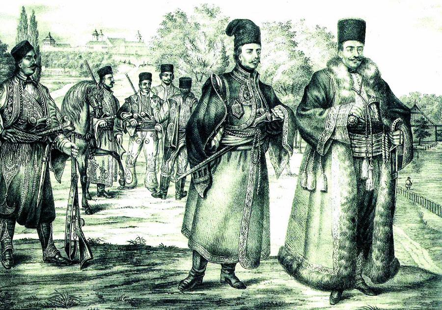 Cei din familia Moangă(Mongescu) au fost demni colaboratori ai lui Tudor Vladimirescu
