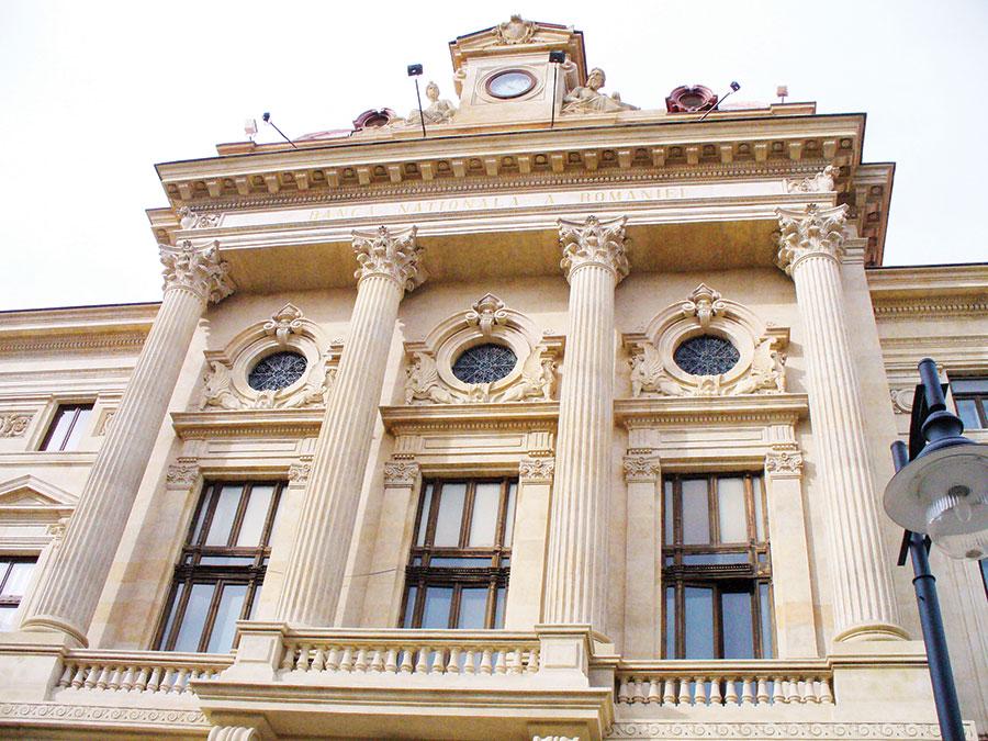 Banca Naţională a României, membră a Sistemului European al Băncilor Centrale
