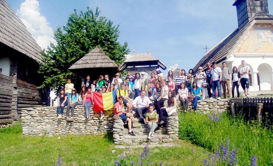 Când se vorbește de tradiții și obiceiuri, Muzeul din Curtișoara rămâne un reper