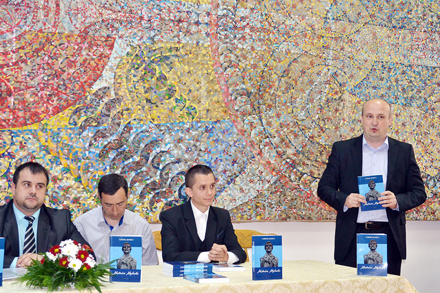 """Cartea """"Moștenirea Magherilor"""", cu un capitol dedicate lui Vlad Maghieru, a apărut cu sprijinul Fundației Cultural-Științifice Gheorghe Magheru"""""""