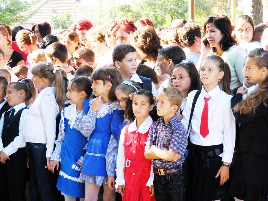 Toți elevii, mai ales cei mici, așteaptă cu nerăbdare începutul unui nou an școlar