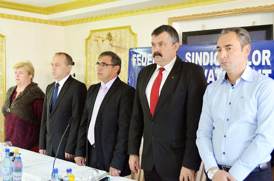 Constantin Huică promite din partea sindicatelor o debirocratizare a învățământului