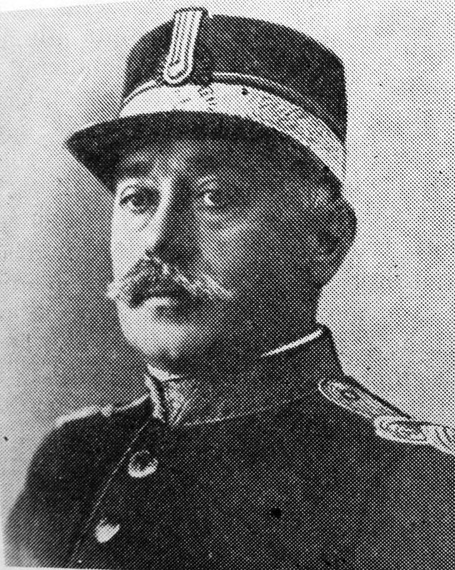 Generalul Ioan Dragalina a avut o contribuţie importantă la stabilizarea frontului pe Valea Jiului