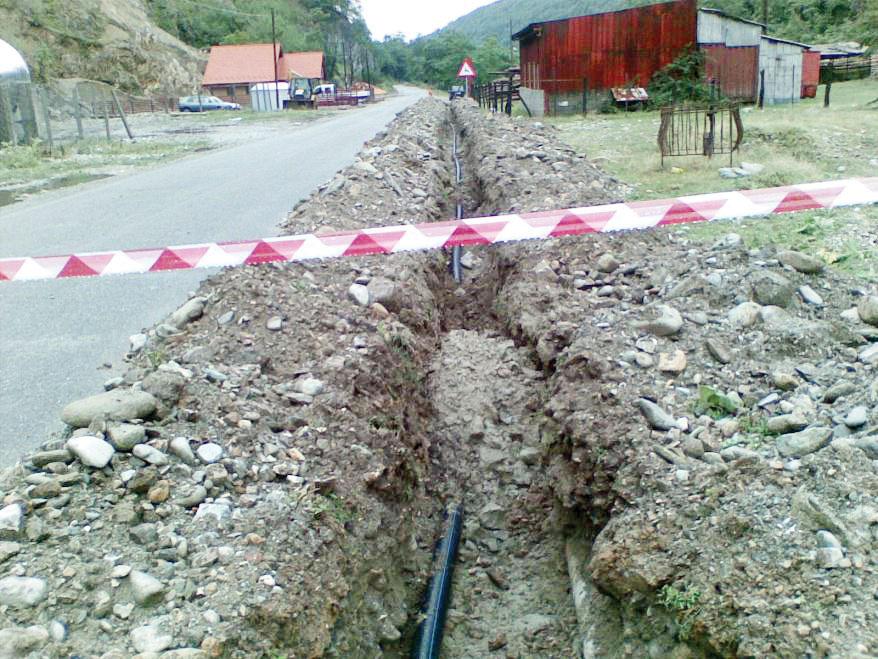 Alimentare cu apă Vaidei Curpen Alexeni Stănești