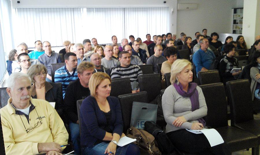 La întâlnirea din proiect au venit reprezentanții tuturor celor 72 de școli din Gorj