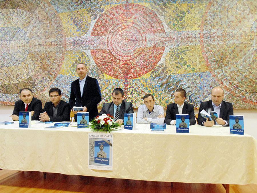 """Cartea """"Moștenirea Magherilor"""" s-a lansat la Muzeul Județean"""