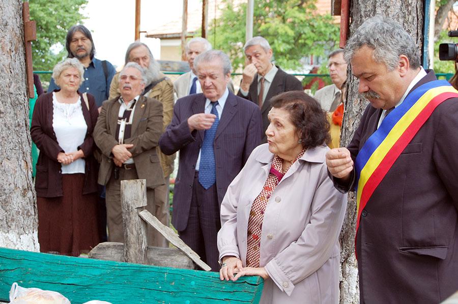 In memoriam Mitzura Domnica Arghezi, 10 decembrie 1924-27 octombrie 2015, merită să rămână în memoria gorjenilor pentru ce a făcut pe aceste meleaguri
