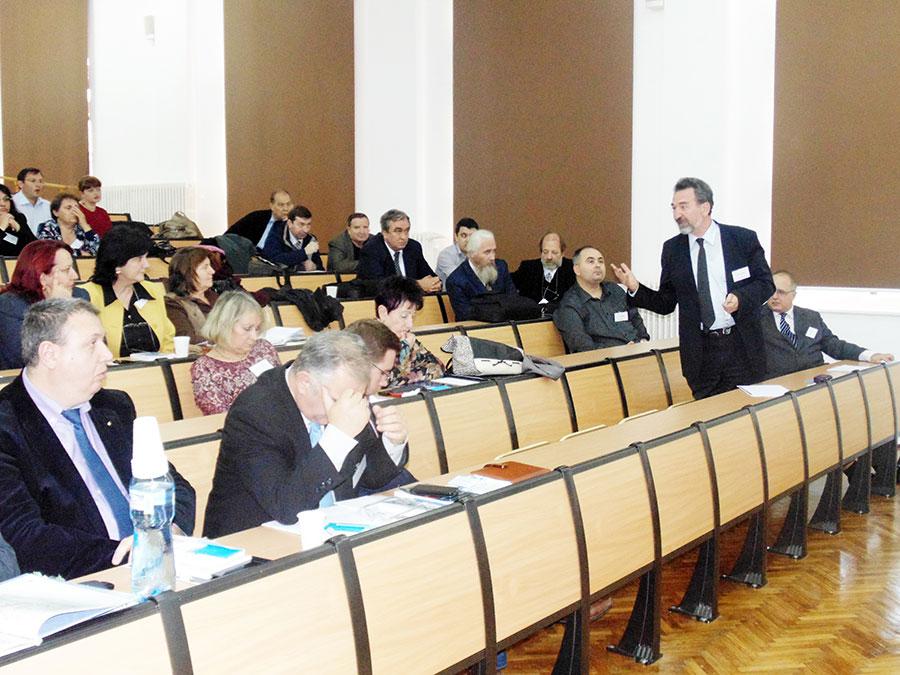 Bogdan Murgescu și noua echipă de conducere au primit un mandat de patru ani