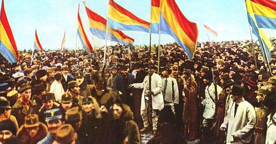 Toţi românii au fost reprezentanţi la Alba Iulia, fie şi simbolic